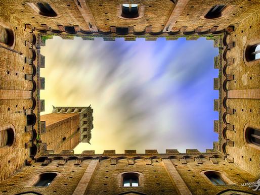 PIXOPOLITAN - Sky of Siena