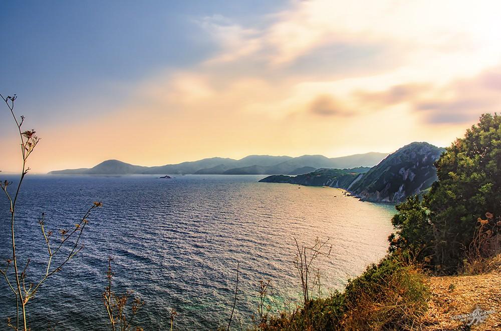 Elba's seascape