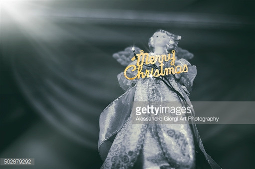 GETTY IMAGES - Merry Christmas
