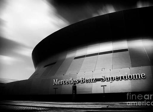 FineArtAmerica - New Orleans Stadium