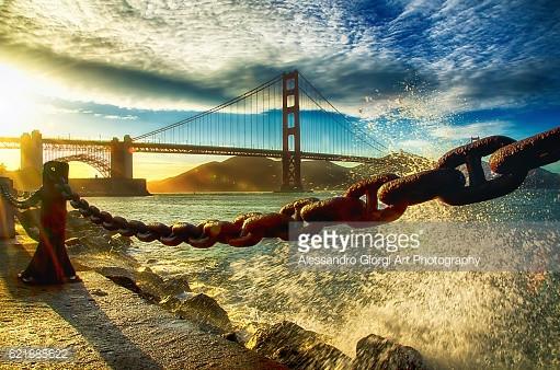 GETTY IMAGES - Enjoying San Francisco
