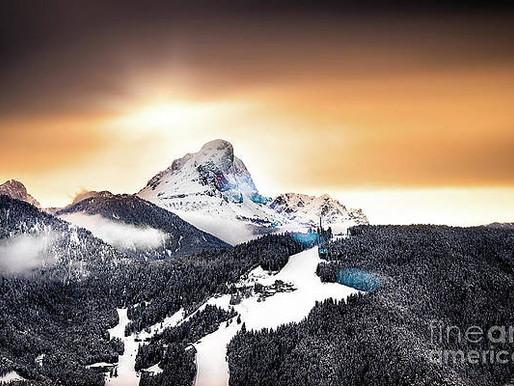 FineArtAmerica - Wintry sunset