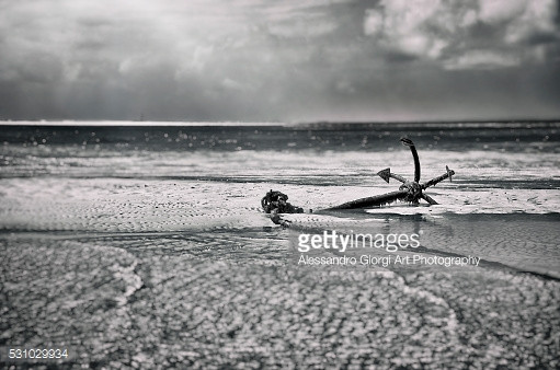 GETTY IMAGES - Docked to the world