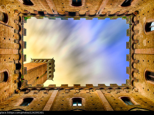 500px MARKETPLACE - Sky of Siena