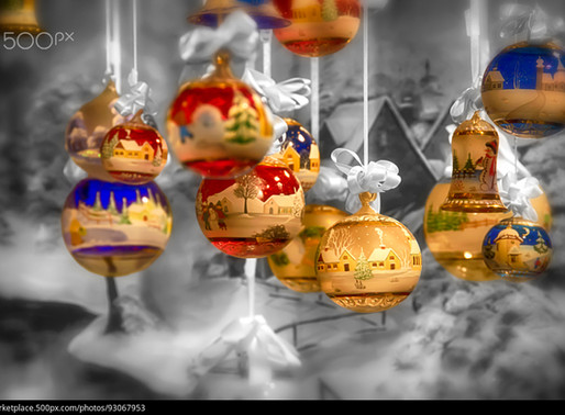 500px MARKETPLACE - Xmas decorations