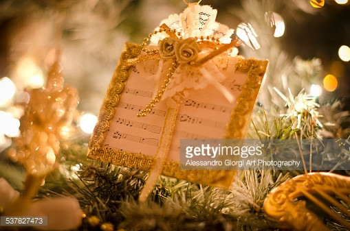 GETTY IMAGES - Christmas melodies