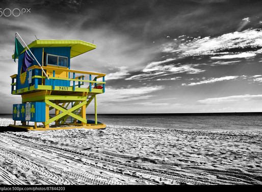 500px MARKETPLACE - Lifeguard
