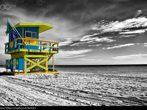 500px MARKETPLACE - Lifeguard