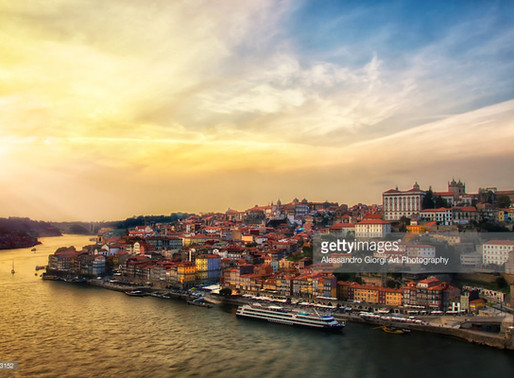 GETTY IMAGES - Porto