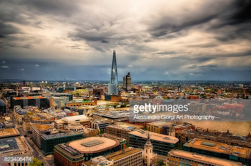 GETTY IMAGES - Colors of London