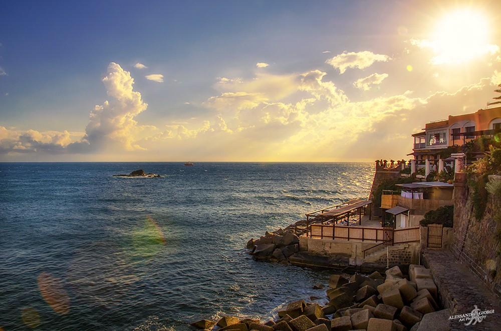Moments in Ischia