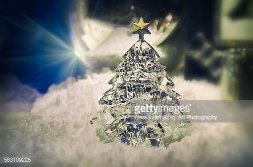 GETTY IMAGES - Crystal tree