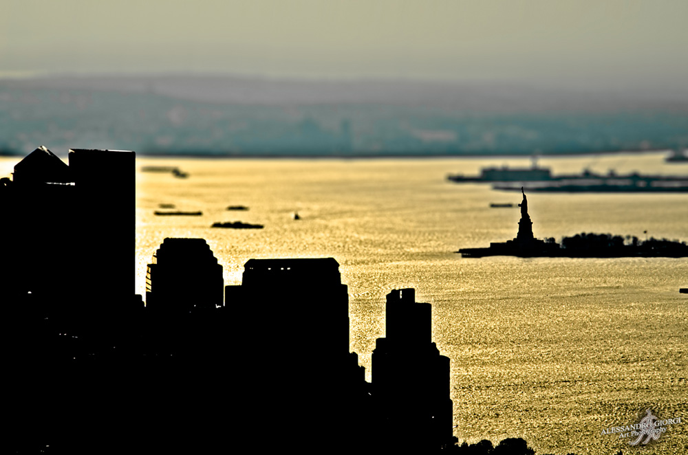 New York silhouette