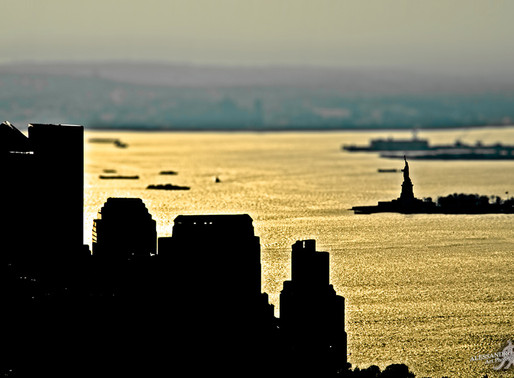 DAYLIGHTED - New York silhouette