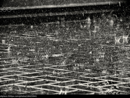 500px PRIME - Heavy rain