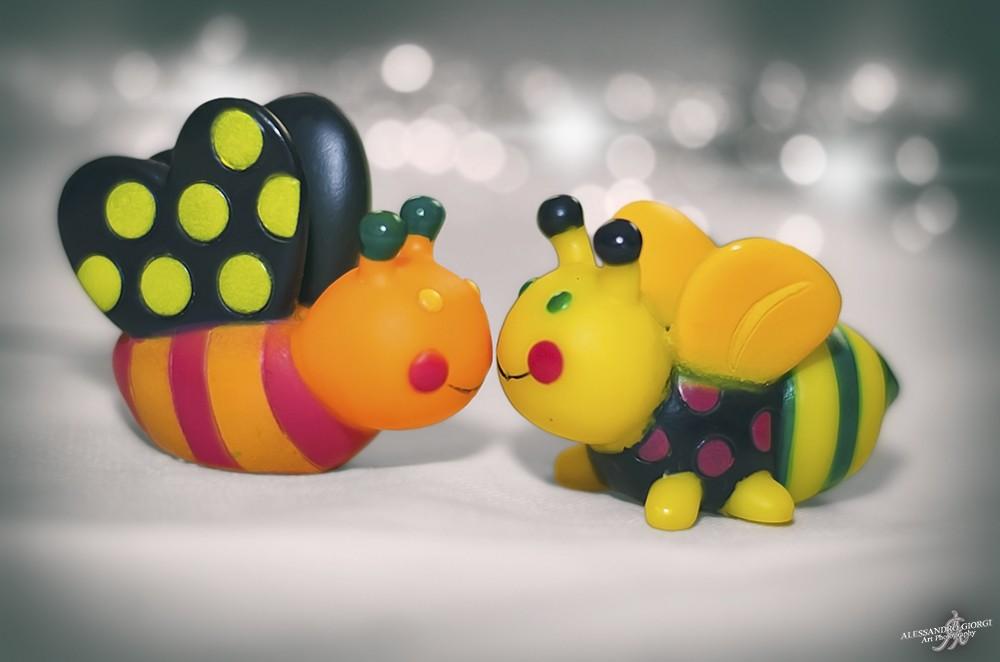 Toys in love