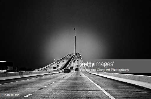 GETTY IMAGES - Highway to the sky