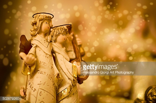 GETTY IMAGES - Christmas musicians