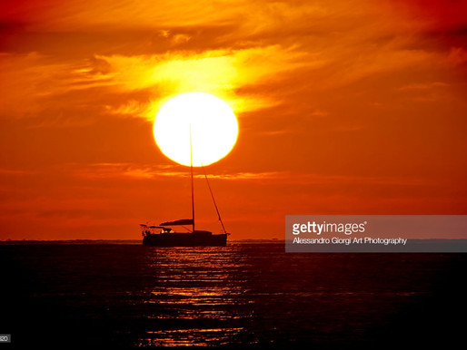 GETTY IMAGES - At the end of the day