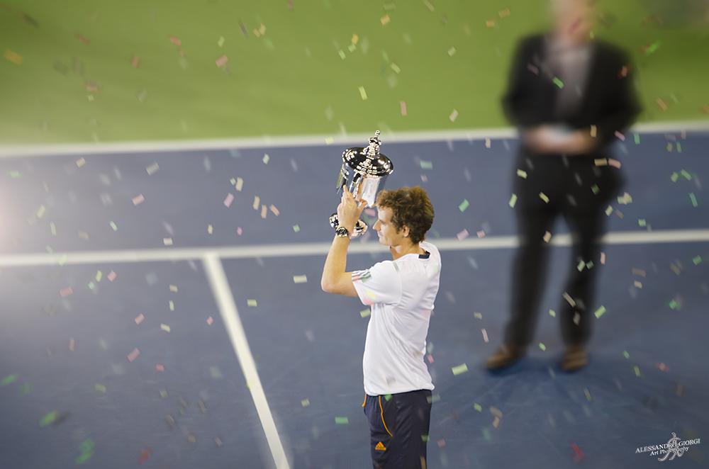 U.S. OPEN 2012 Champion