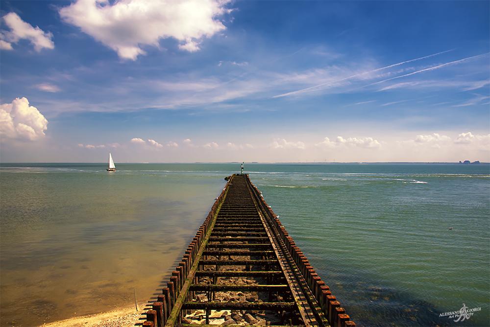 The Dutch sea