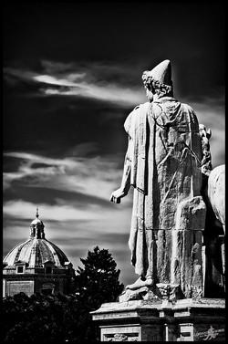 Looking at Rome