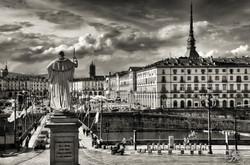 Turin scenery