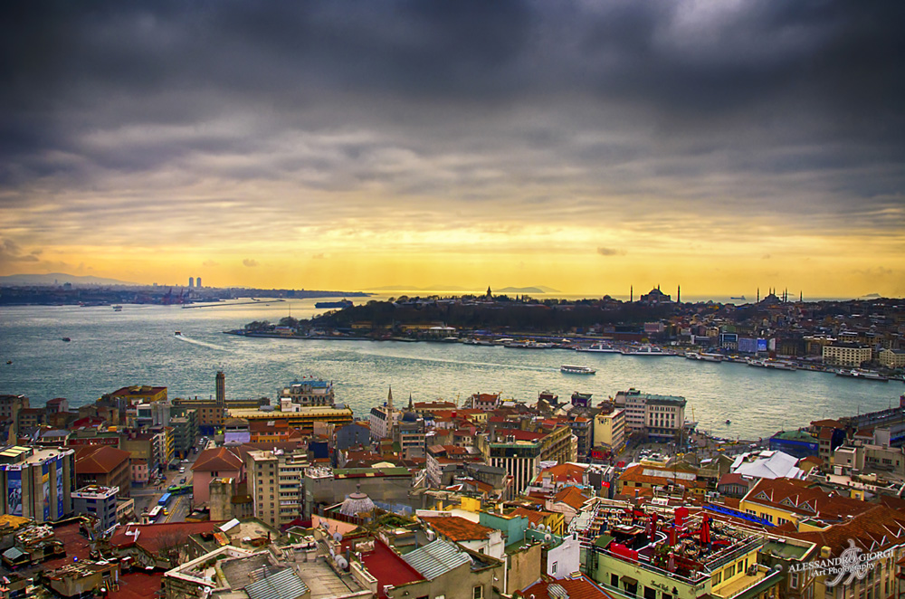 Istanbul scene