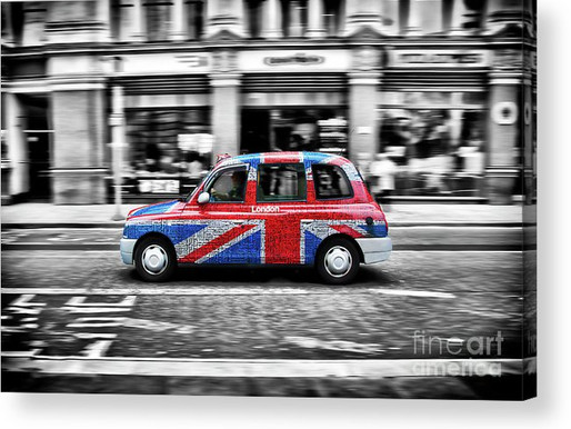 FineArtAmerica - Flag_cab by Alessandro Giorgi Art Photography
