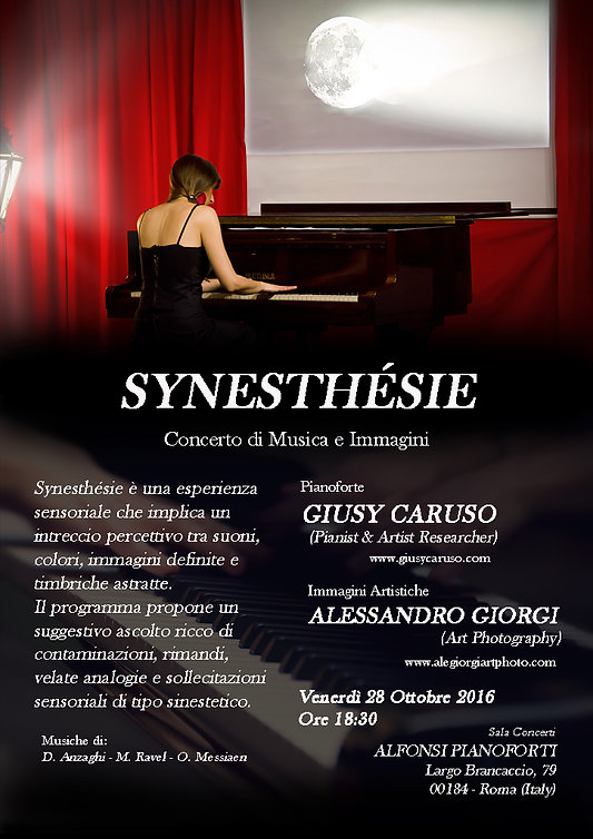 Synesthesie concert