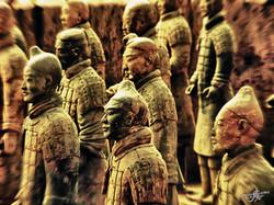 Terrecotta Warriors