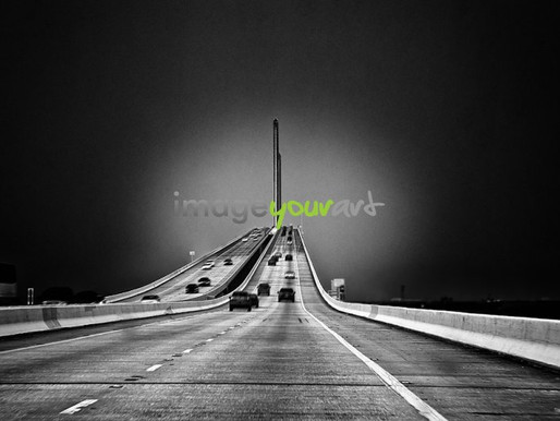 IMAGE YOUR ART - Highway to the sky