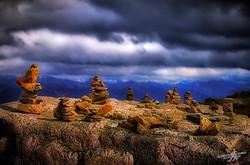 Rocks Art