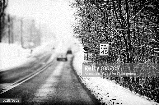 GETTY IMAGES - Slowly towards unknown