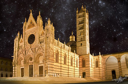 Siena Cathedral square