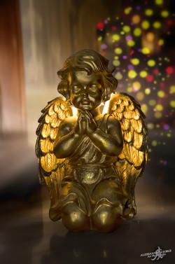 Holidays' angel