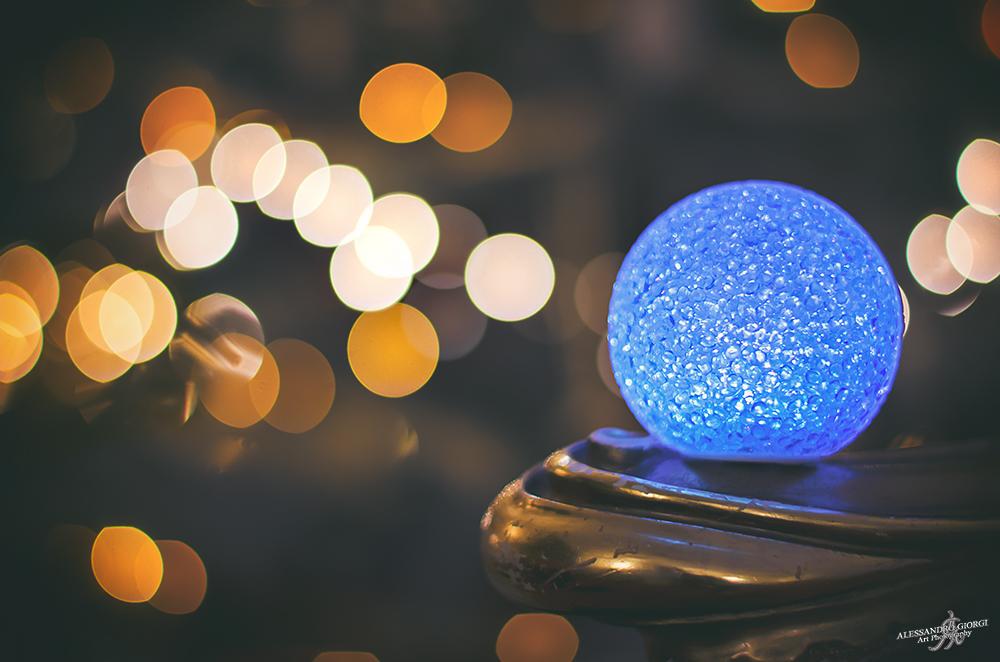 Blu ball