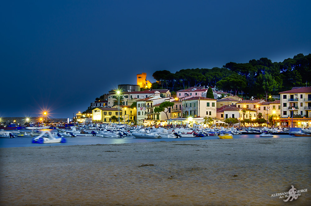 Nights in Elba Island
