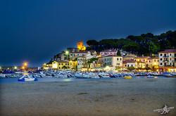 Nights in Elba Island