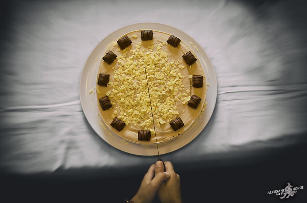 The cake's killer