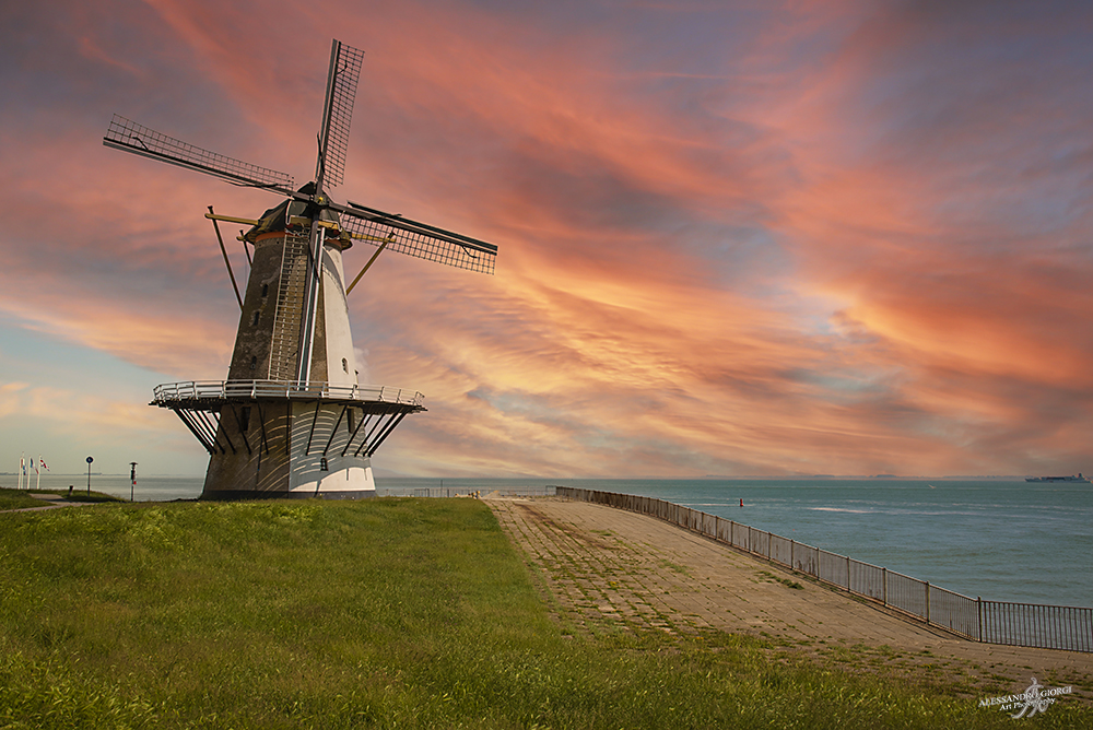 Windmill of Holland