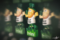 Irish lucky charm