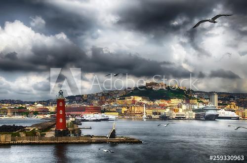 ADOBE STOCK - Port of Naples