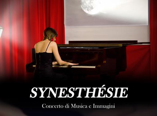 SYNESTHESIE CONCERT (Rome)