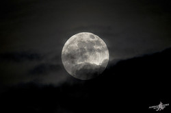 Moon and clouds (3)
