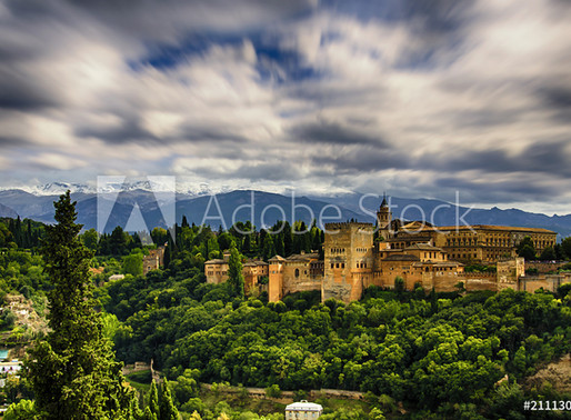ADOBE STOCK - Alhambra