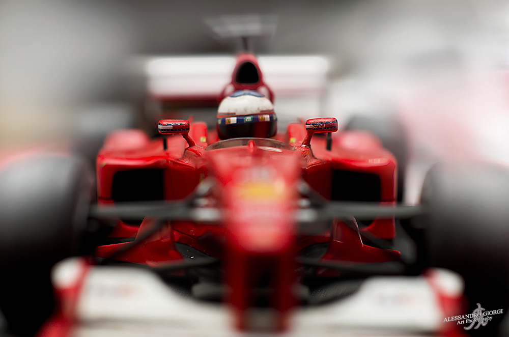 Red speed