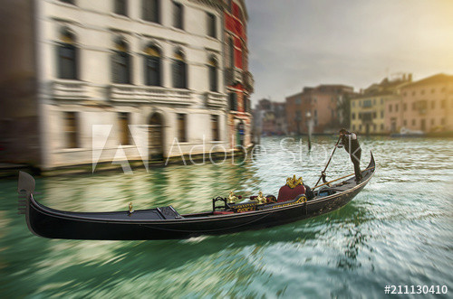 ADOBE STOCK - Gondola