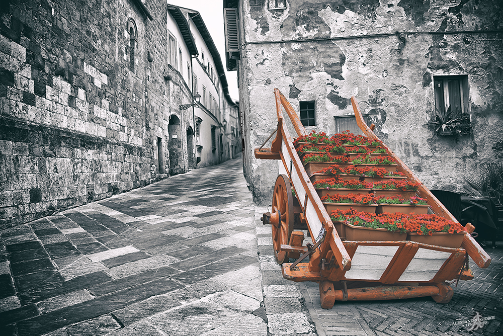 Places of Tuscany