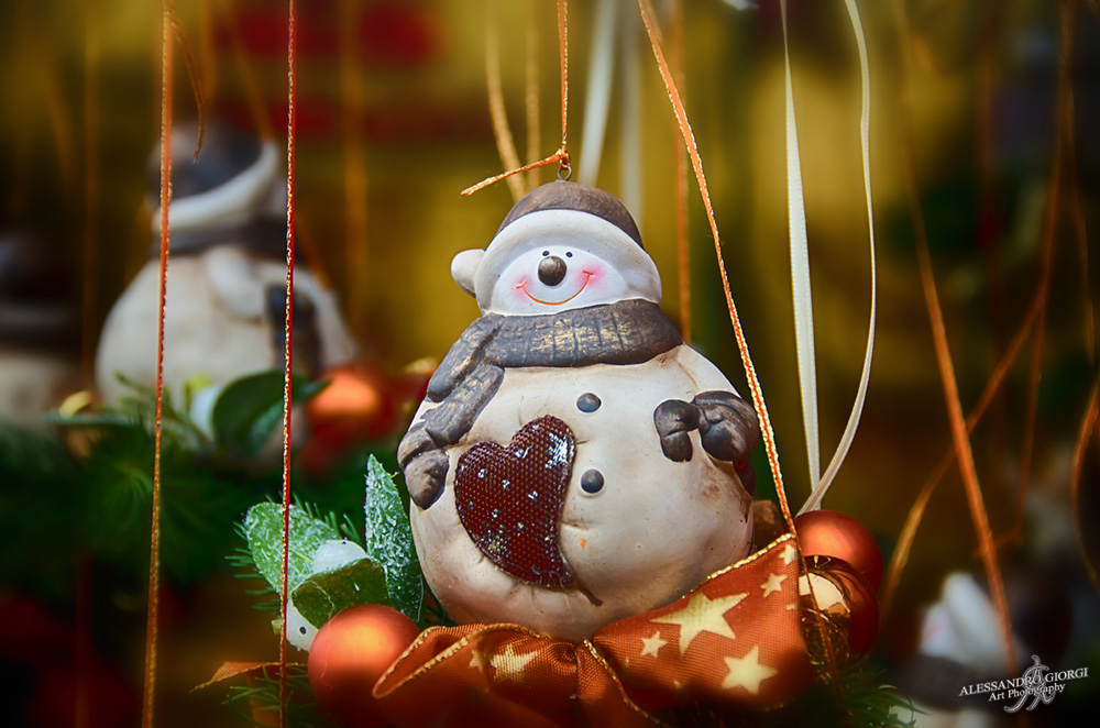 Christmas feeling